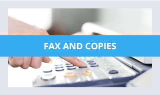 Fax and Copy Services