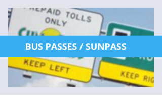 Bus Passes and SunPass